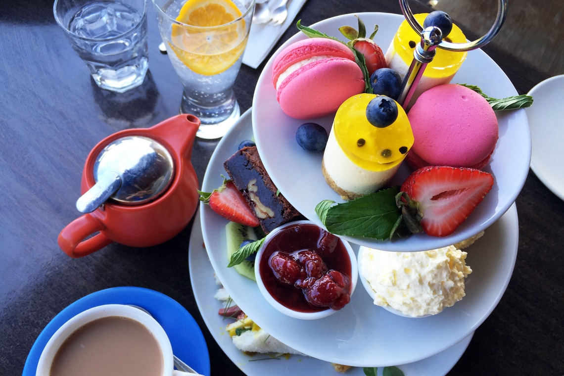 High Tea in the Hunter Valley