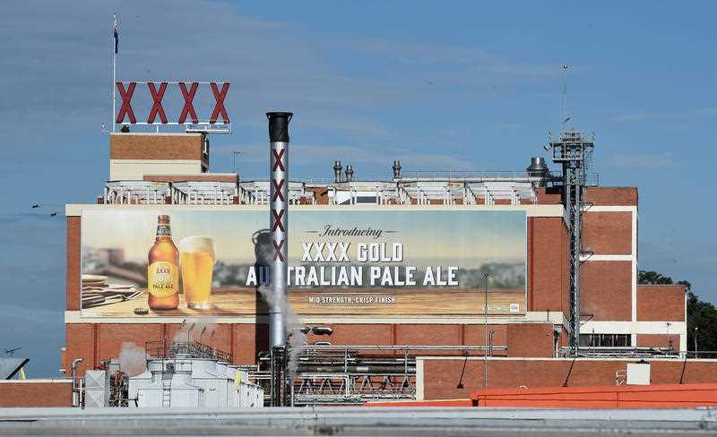 XXXX Brewery Tours